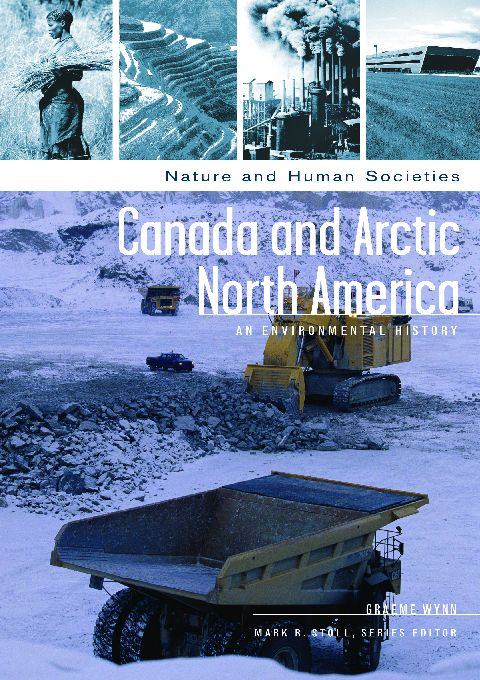 Title details for Canada and Arctic North America by Graeme Wynn - Available