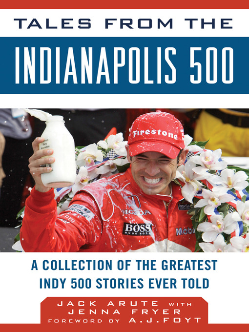 Title details for Tales from the Indianapolis 500 by Jack Arute - Available