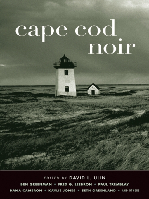 Title details for Cape Cod Noir by David L. Ulin - Available