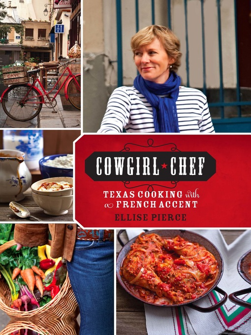 Title details for Cowgirl Chef by Ellise Pierce - Available
