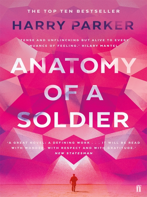 Title details for Anatomy of a Soldier by Harry Parker - Wait list