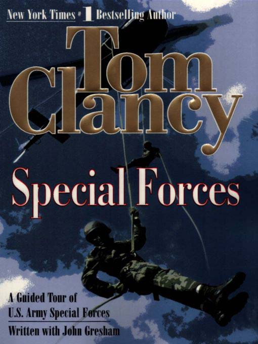 Title details for Special Forces by Tom Clancy - Wait list
