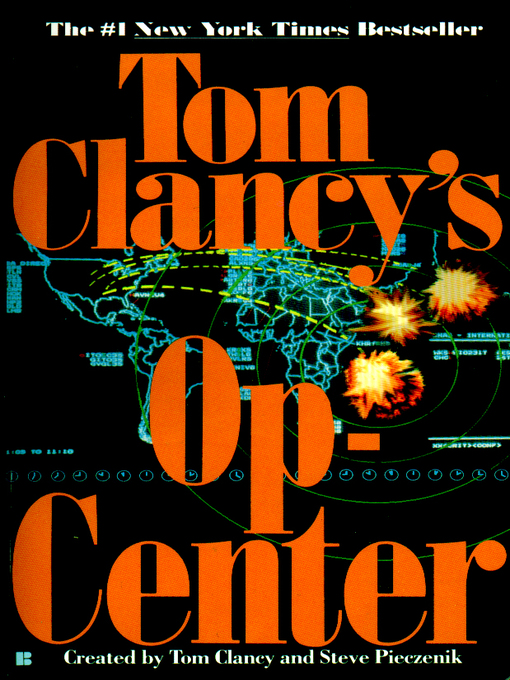 Title details for Op-Center by Tom Clancy - Available