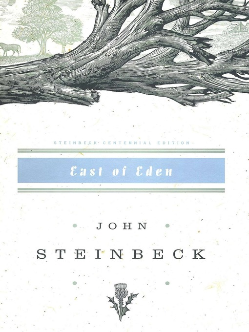 Title details for East of Eden by John Steinbeck - Wait list