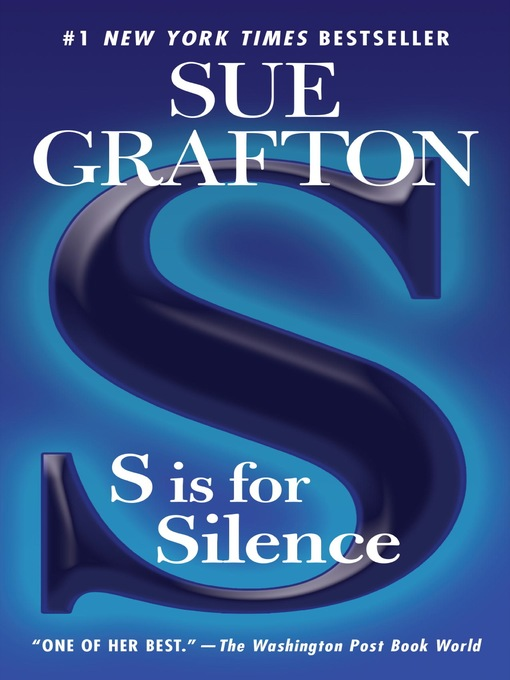 "Title details for ""S"" is for Silence by Sue Grafton - Available"