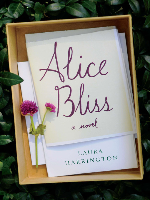 Title details for Alice Bliss by Laura Harrington - Available