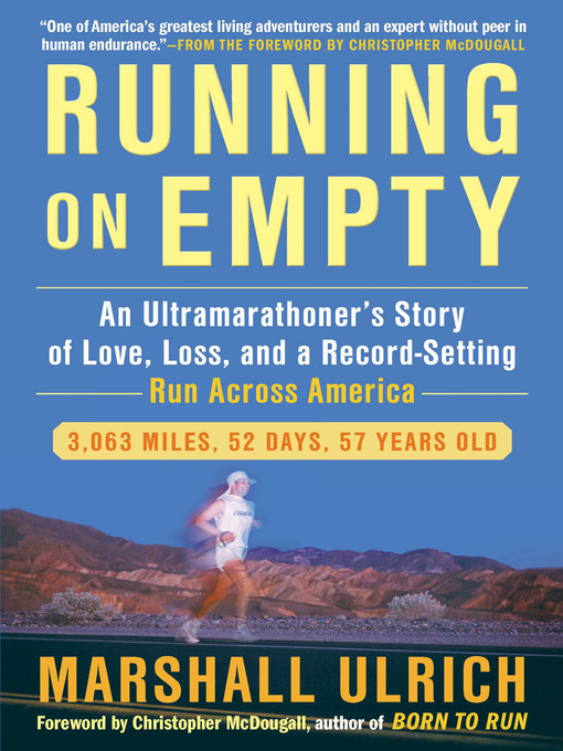 Title details for Running on Empty by Marshall Ulrich - Available