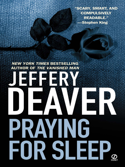 Title details for Praying for Sleep by Jeffery Deaver - Wait list