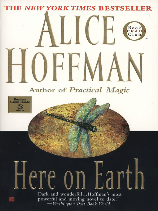 Title details for Here on Earth by Alice Hoffman - Available