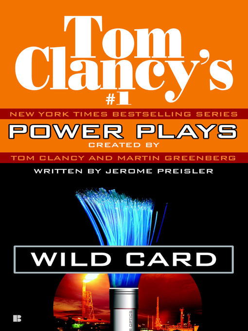 Title details for Wild Card by Tom Clancy - Wait list