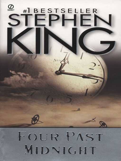 Title details for Four Past Midnight by Stephen King - Wait list