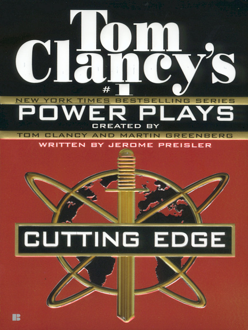 Title details for Cutting Edge by Tom Clancy - Wait list