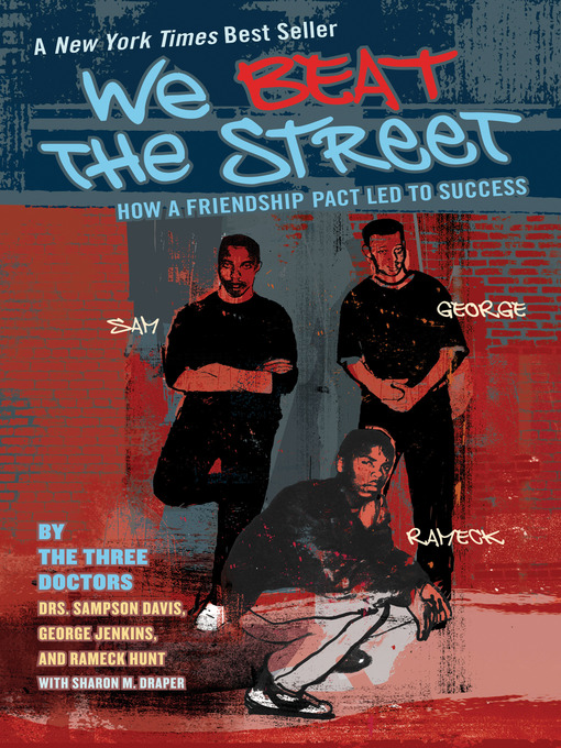 Title details for We Beat the Street by Sampson Davis - Wait list