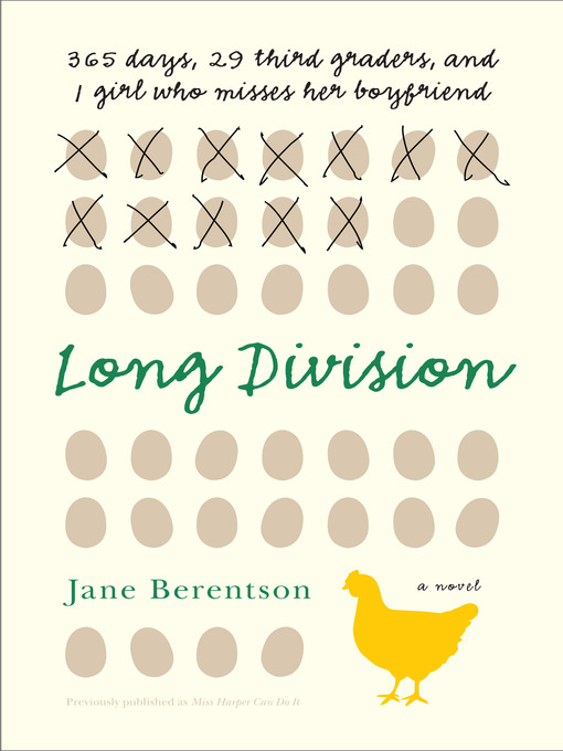 Title details for Long Division by Jane Berentson - Available
