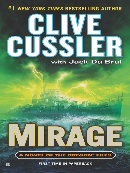 Title details for Mirage by Clive Cussler - Wait list