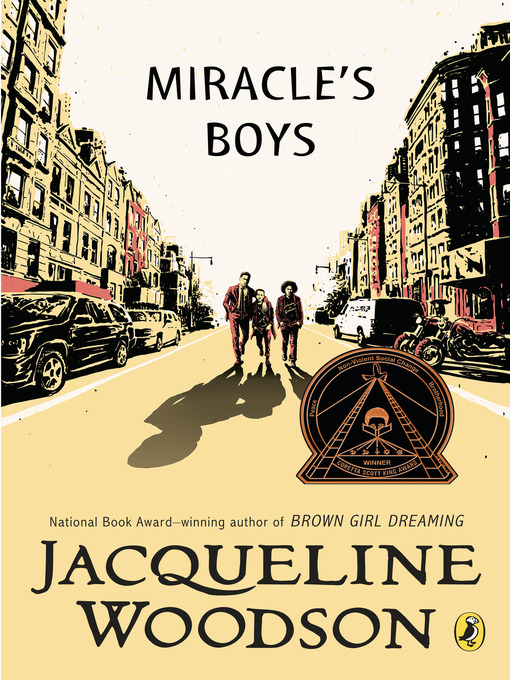 Title details for Miracle's Boys by Jacqueline Woodson - Wait list