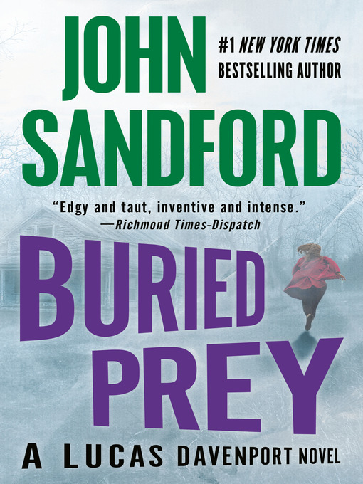 Title details for Buried Prey by John Sandford - Available
