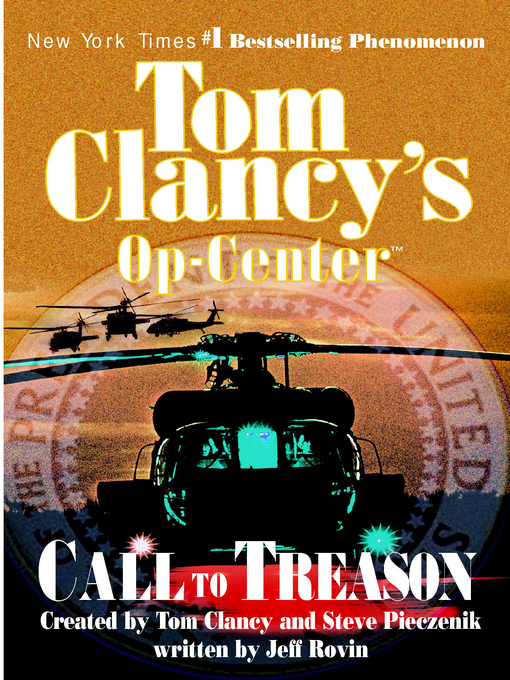 Title details for Call to Treason by Tom Clancy - Available