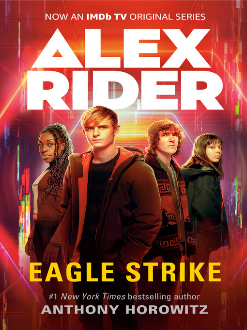 Title details for Eagle Strike by Anthony Horowitz - Available