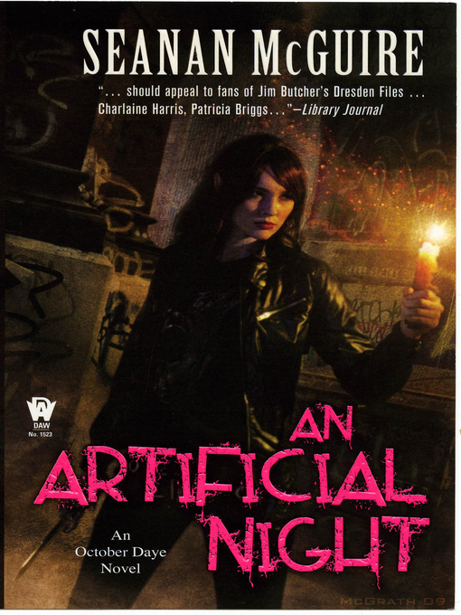Title details for An Artificial Night by Seanan McGuire - Wait list