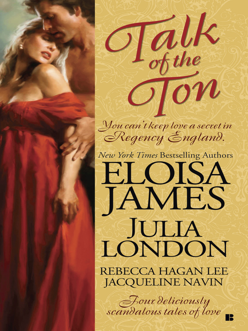 Title details for Talk of the Ton by Eloisa James - Wait list