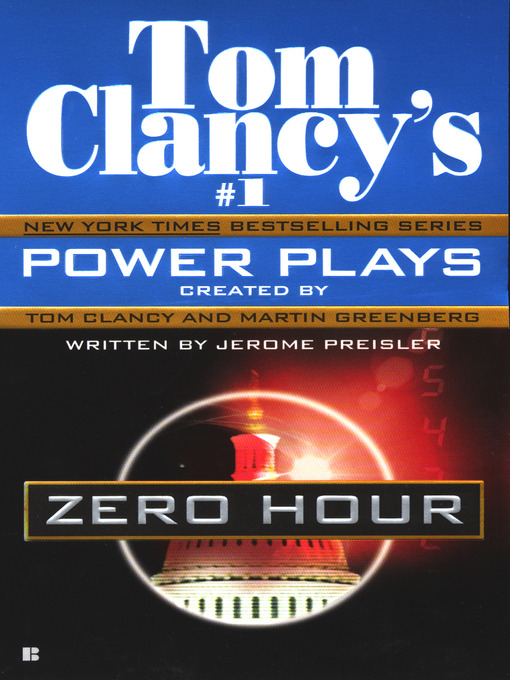 Title details for Zero Hour by Tom Clancy - Wait list