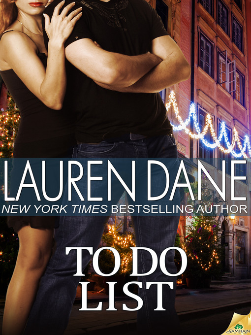 Title details for To Do List by Lauren Dane - Available
