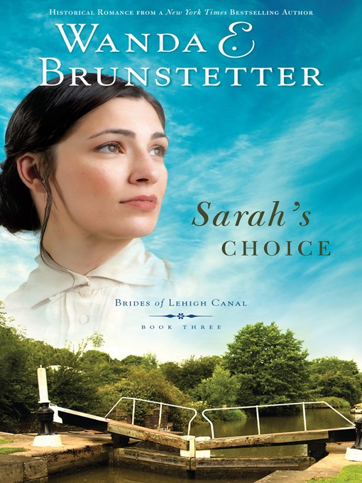 Title details for Sarah's Choice by Wanda E. Brunstetter - Available