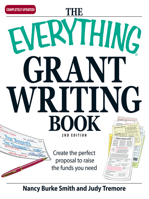 Title details for Everything Grant Writing Book by Nancy Burke - Available