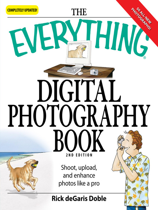 Title details for Everything Digital Photography Book by Ric deGaris Doble - Available