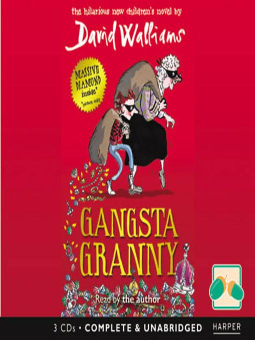 david walliams gangsta granny pdf