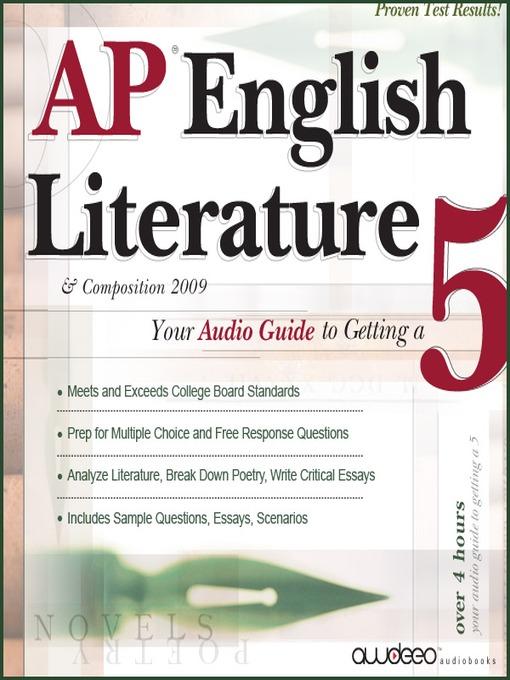 english literature coursework essays