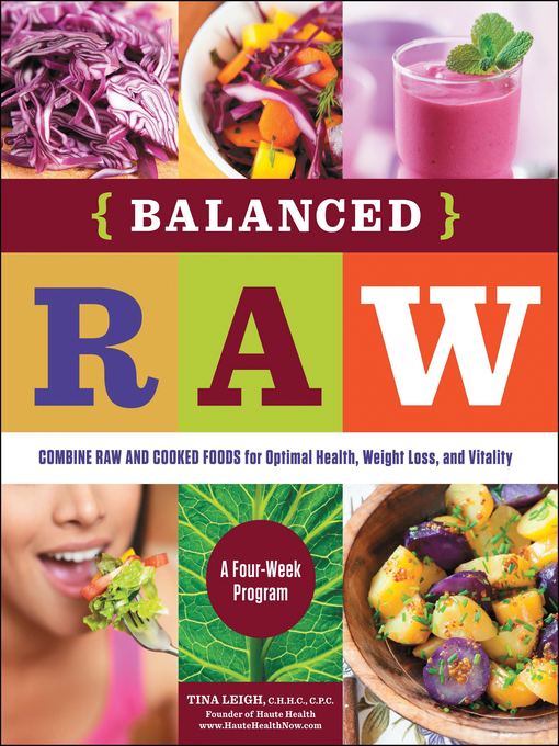 Title details for Balanced Raw by Tina Leigh - Wait list