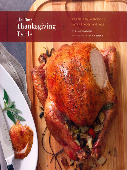 Title details for The New Thanksgiving Table by Diane Morgan - Wait list