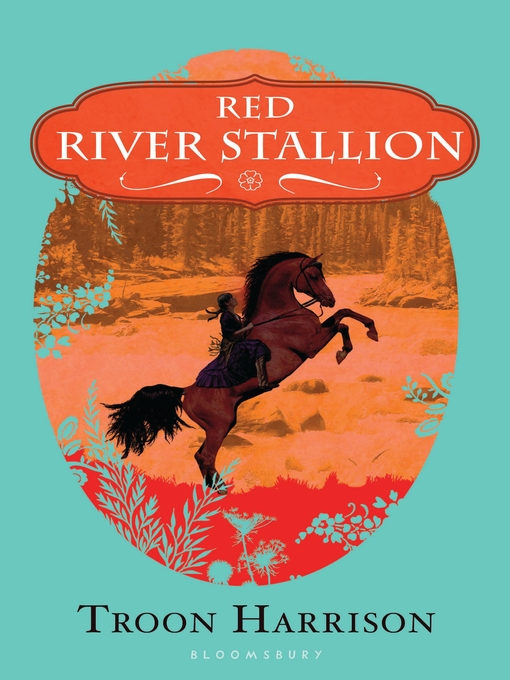 Title details for Red River Stallion by Troon Harrison - Available
