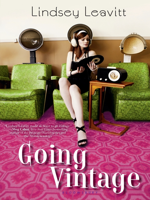 Title details for Going Vintage by Lindsey Leavitt - Available