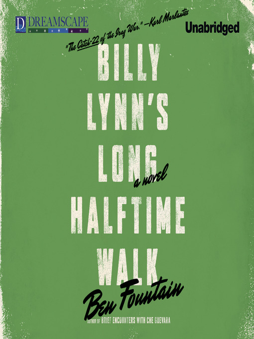 Title details for Billy Lynn's Long Halftime Walk by Ben Fountain - Available