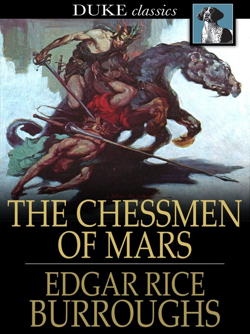Title details for The Chessmen of Mars by Edgar Rice Burroughs - Wait list