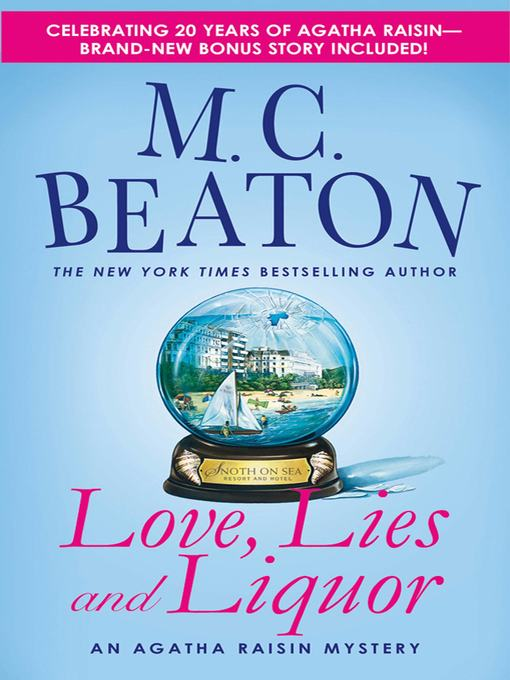 Title details for Love, Lies and Liquor by M. C. Beaton - Available
