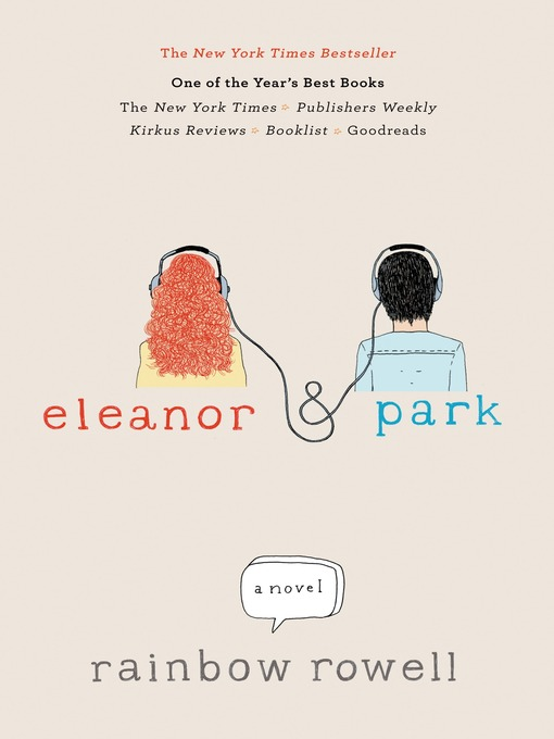 Title details for Eleanor & Park by Rainbow Rowell - Wait list