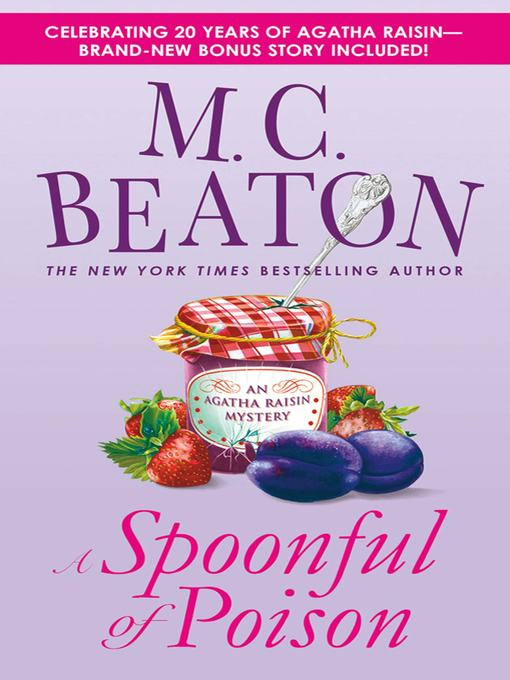Title details for A Spoonful of Poison by M. C. Beaton - Wait list