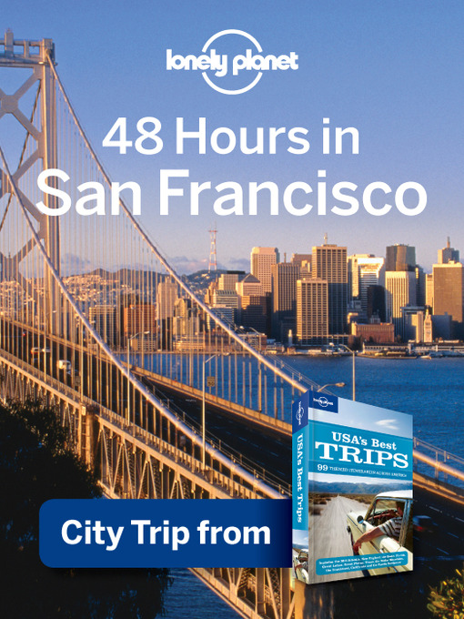 Title details for 48 Hours in San Francisco by Lonely Planet - Wait list