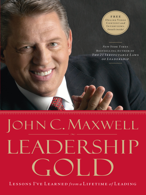 Title details for Leadership Gold by John C. Maxwell - Available