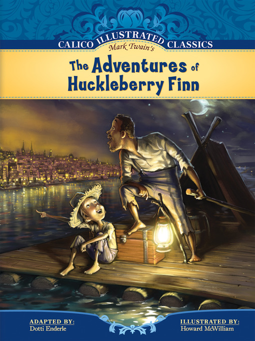 thesis statement for the adventures of huckleberry finn
