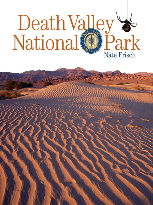 Title details for Death Valley National Park by Nate Frisch - Wait list
