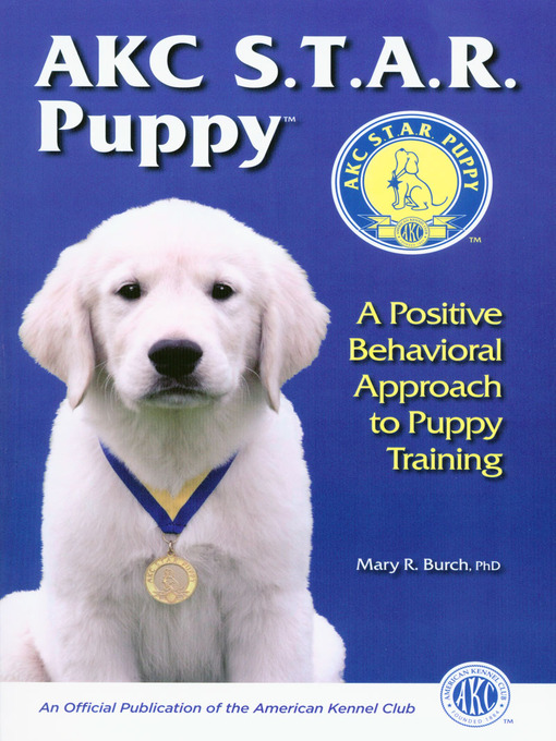 Title details for AKC Star Puppy by Mary Burch - Wait list