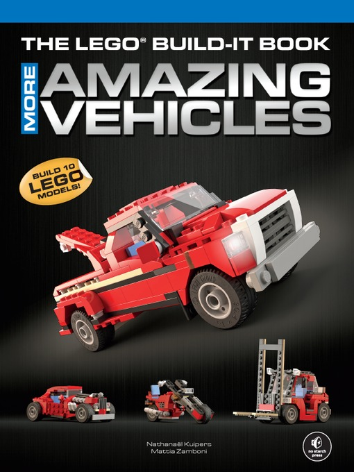 Title details for The LEGO Build-It Book, Volume 2 by Nathanaël Kuipers - Wait list