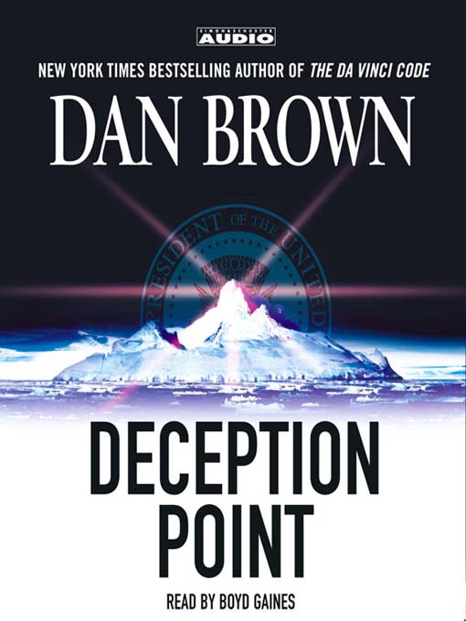 Title details for Deception Point by Dan Brown - Available