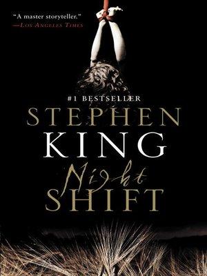 King's Short Stories & Novellas - Stephen King - LibGuides ...