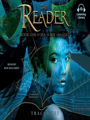 The Reader by Traci Chee.                                              AVAILABLE Audiobook.